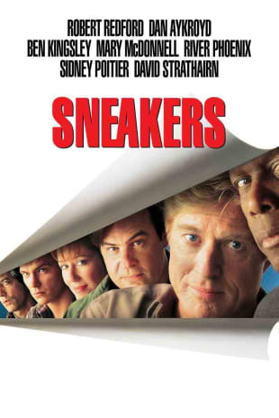 movie poster for Sneakers (1992)