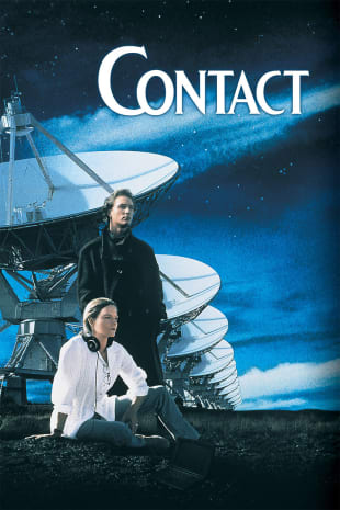 movie poster for Contact (1997)