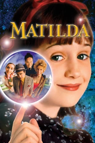 movie poster for Matilda (1996)