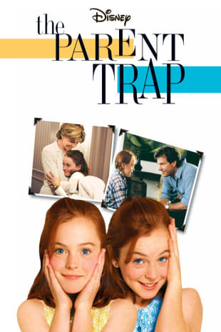 movie poster for The Parent Trap (1998)