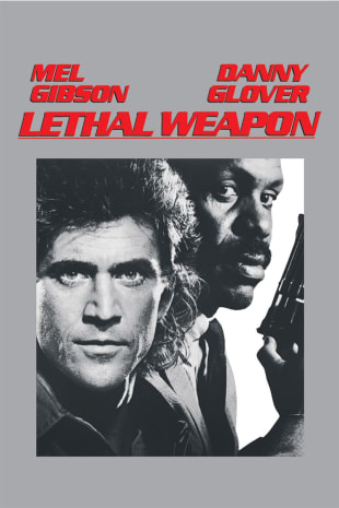 movie poster for Lethal Weapon