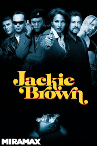 movie poster for Jackie Brown