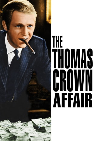 movie poster for The Thomas Crown Affair (1968)