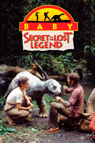 movie poster for Baby: The Secret of the Lost Legend