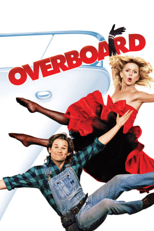 movie poster for Overboard (1987)