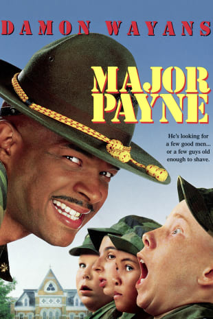 movie poster for Major Payne