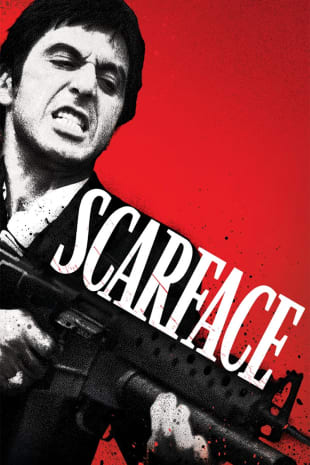 movie poster for Scarface (1983)