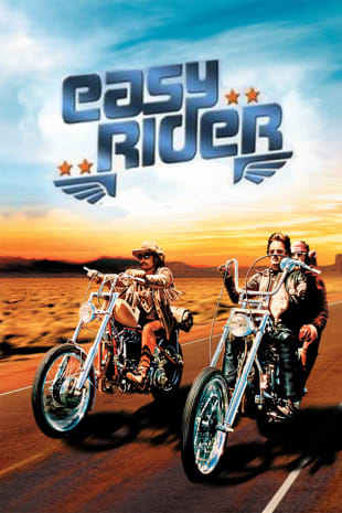 movie poster for Easy Rider (1969)