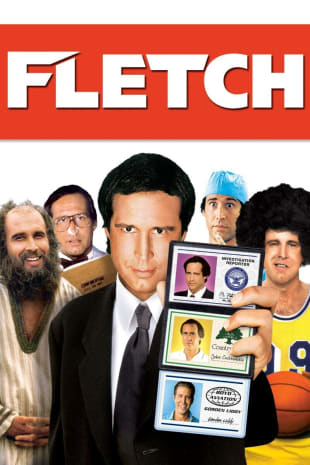 movie poster for Fletch