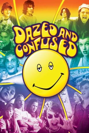 movie poster for Dazed and Confused