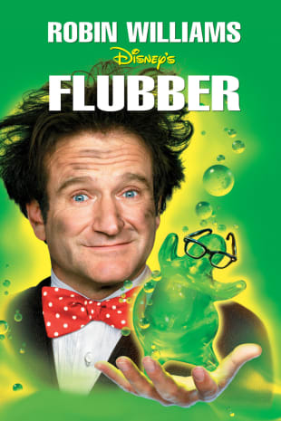 movie poster for Flubber