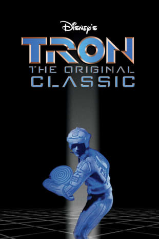 movie poster for Tron (1982)