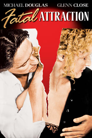 movie poster for Fatal Attraction