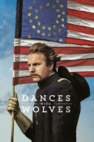 movie poster for Dances With Wolves