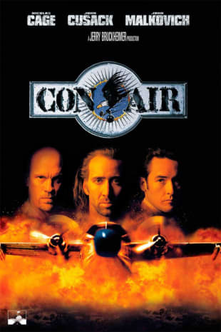 movie poster for Con Air