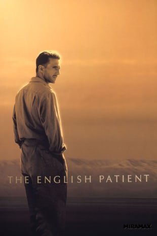 movie poster for The English Patient