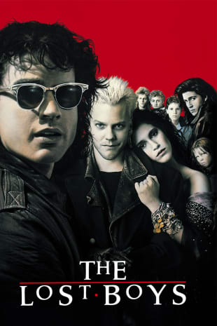 movie poster for The Lost Boys