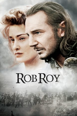 movie poster for Rob Roy