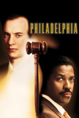 movie poster for Philadelphia (1993)