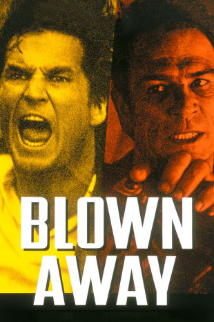 movie poster for Blown Away