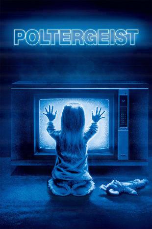 movie poster for Poltergeist