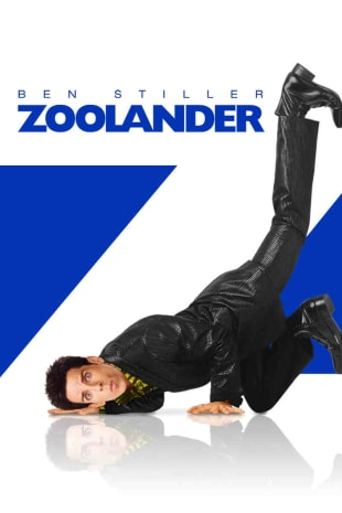 movie poster for Zoolander
