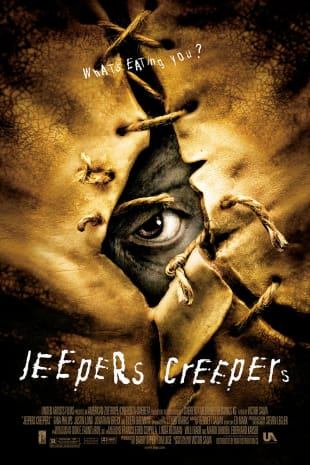 movie poster for Jeepers Creepers