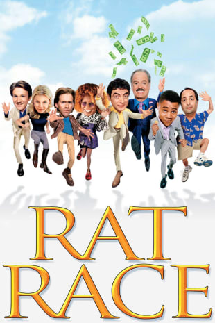 movie poster for Rat Race