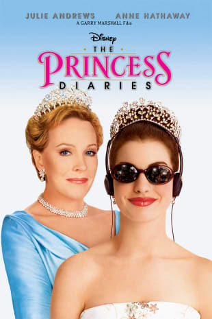 movie poster for The Princess Diaries