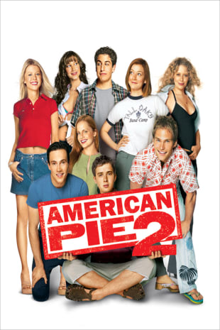 movie poster for American Pie 2