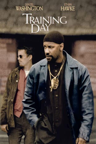 movie poster for Training Day (2D)
