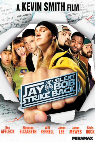 movie poster for Jay and Silent Bob Strike Back (2001)