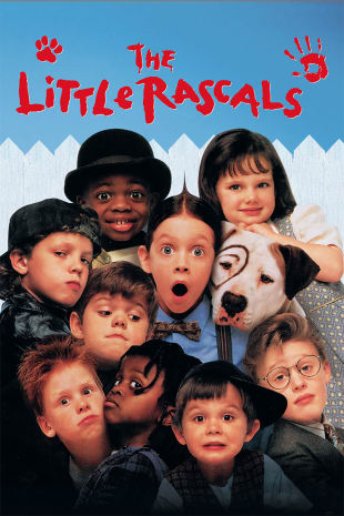 movie poster for The Little Rascals