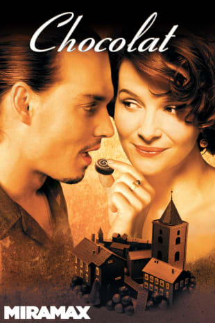 movie poster for Chocolat (2002)