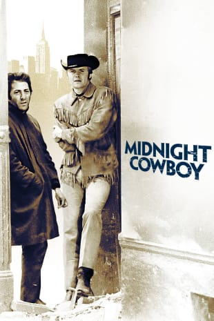 movie poster for Midnight Cowboy