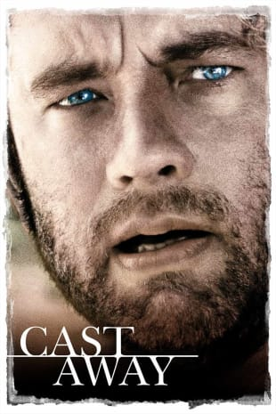 movie poster for Cast Away