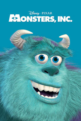movie poster for Monsters, Inc. (2001)