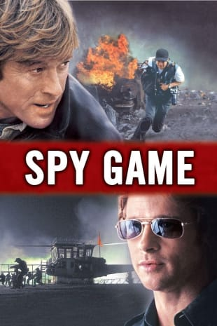 movie poster for Spy Game