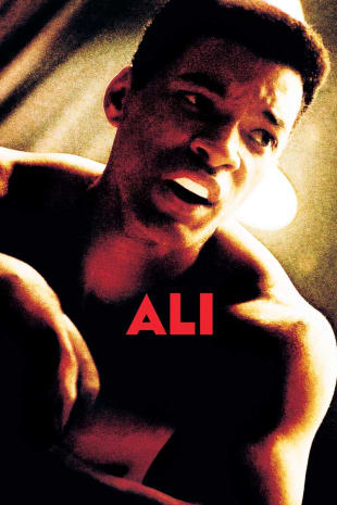 movie poster for Ali (2001)