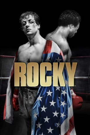 movie poster for Rocky (1976)