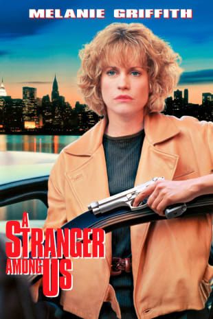 movie poster for A Stranger Among Us