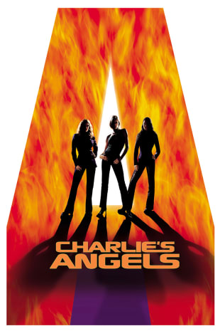 movie poster for Charlie's Angels (2000)