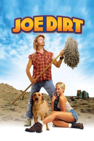 movie poster for Joe Dirt