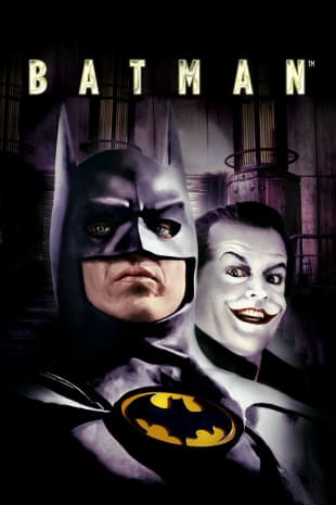 movie poster for Batman