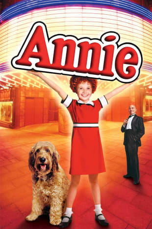 movie poster for Annie (1982)