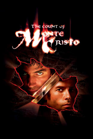 movie poster for The Count of Monte Cristo (2002)