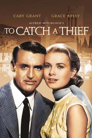 movie poster for To Catch A Thief (1955)