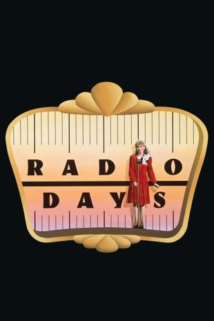 movie poster for Radio Days