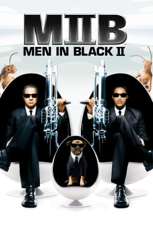 movie poster for Men In Black 2 (2002)