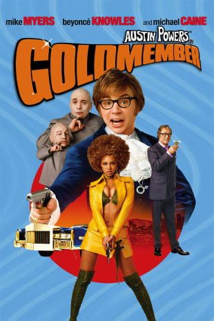 movie poster for Austin Powers In Goldmember